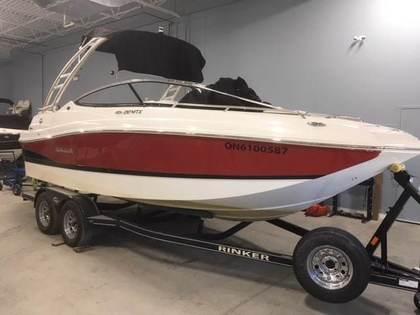 2018 Rinker Boat Co 22 MTX –