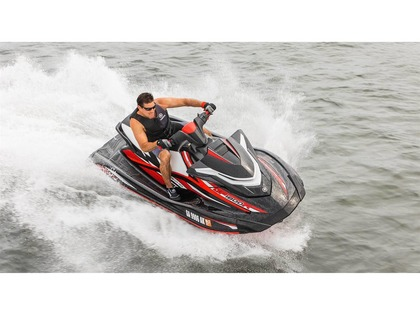 2019 Yamaha GP-1800R Black/Red