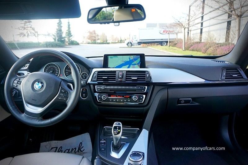 2014 BMW 4 Series full