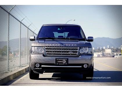 2011 Land Rover Range Rover full