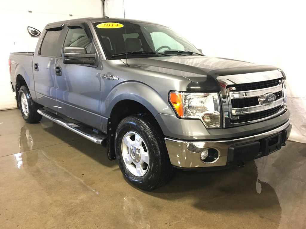 2014 Ford F-150 4x4 Supercrew XLT SOLD*SOLD*SOLD