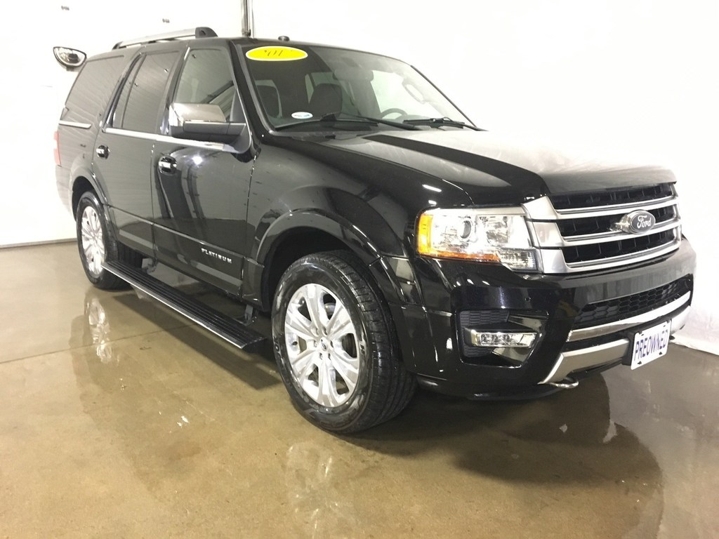 2017 Ford Expedition Platinum Loaded With Luxury