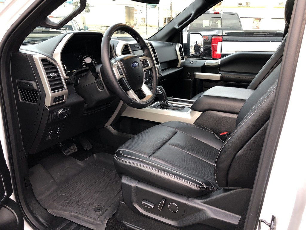 2018 Ford F-150 Lariat   Heated Seats   Remote Start   Leather