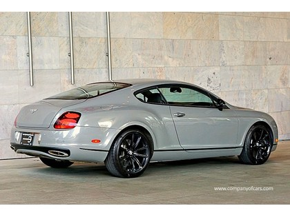 2010 Bentley Continental Supersports full