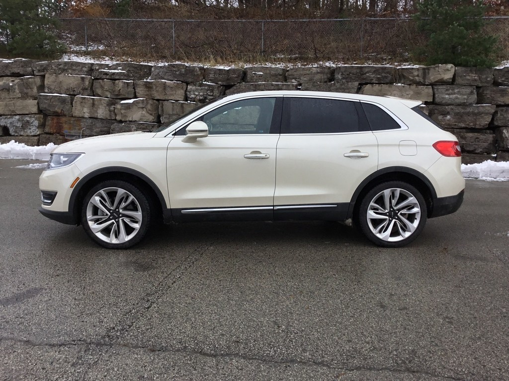 2018 Lincoln MKX Reserve   2.7L, 21 Rims, Trailer Tow, Loaded