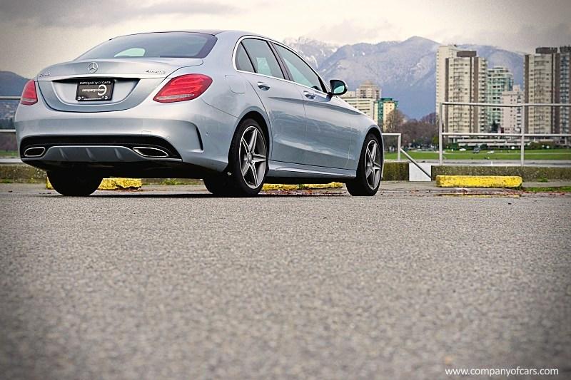 2015 Mercedes-Benz C-Class full