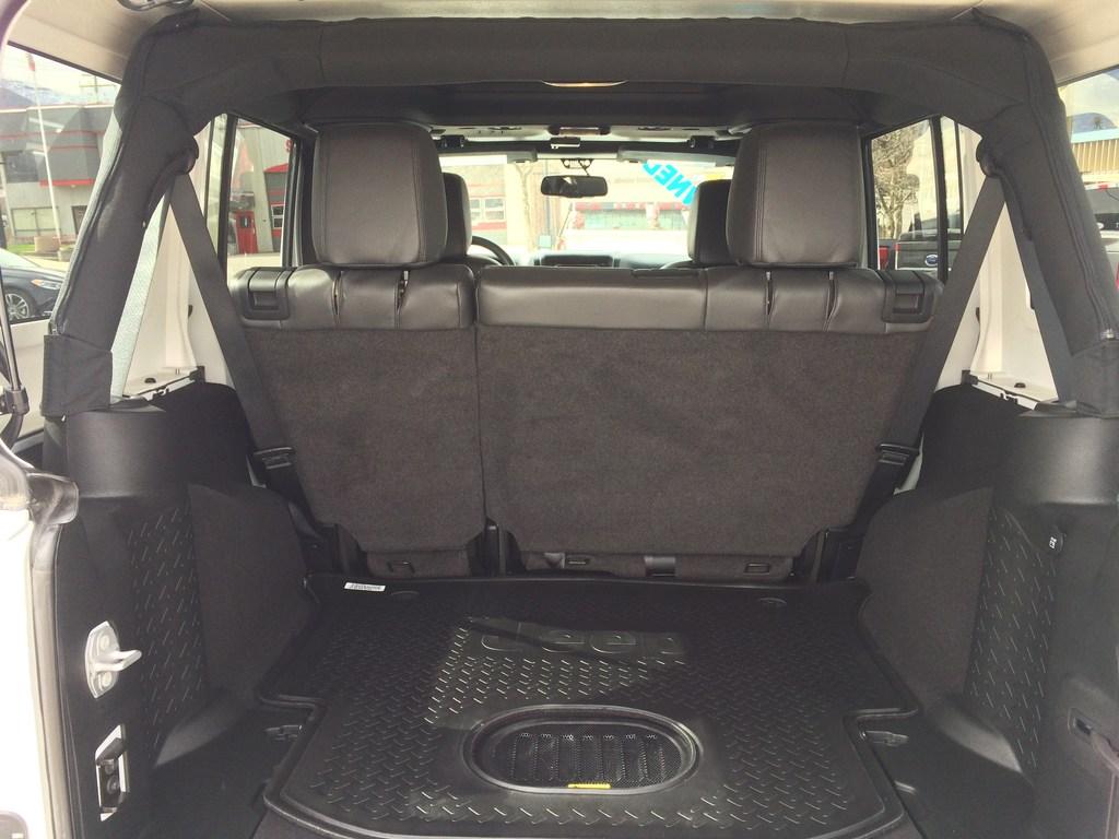 2018 Jeep Wrangler JK Unlimited Unlimited Sahara