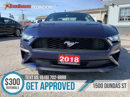 pre-owned Mustang