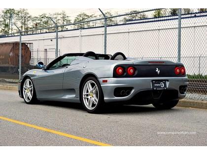 2004 Ferrari 360 full