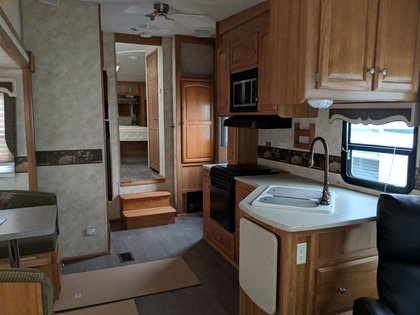 2007 Forest River Palomino Sabre 30 RES -
