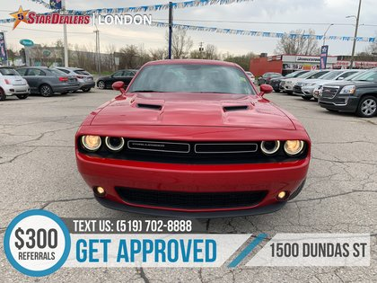 pre-owned Challenger