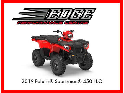 2019 Polaris Sportsman 450 High Output