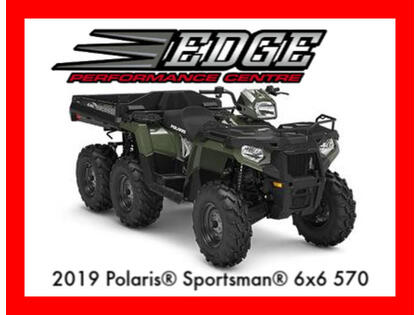 2019 Polaris Sportsman Big Boss 6x6 570 Eps