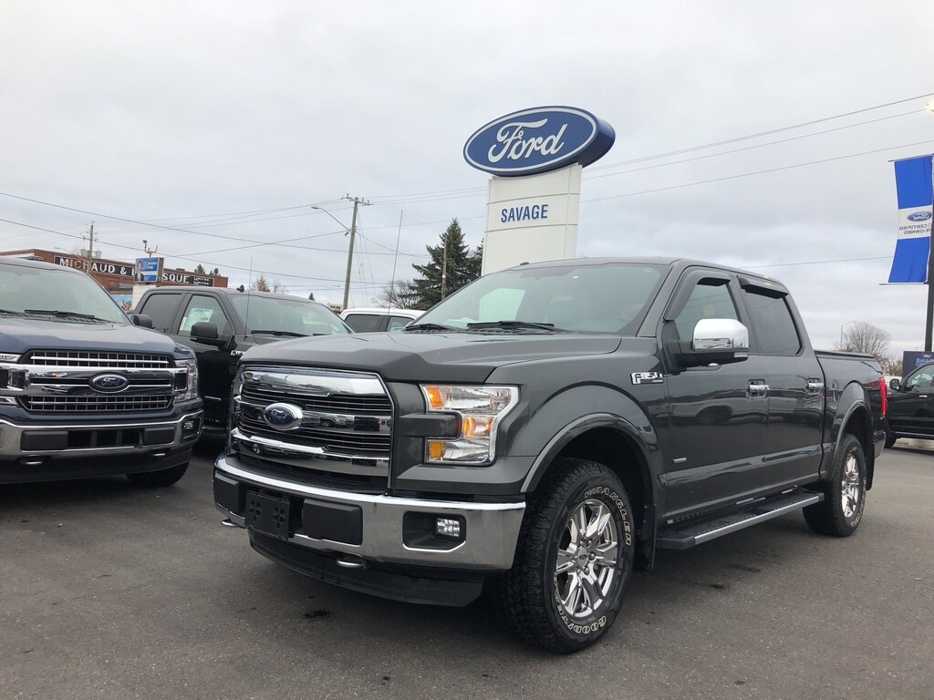 2016 Ford F-150 Lariat- Low Miles/ Nav