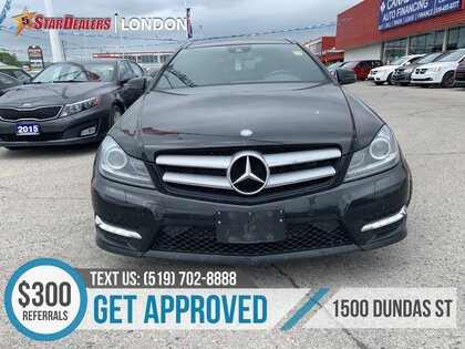 pre-owned C-Class
