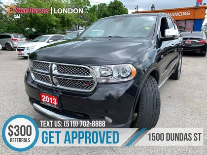 used Dodge Durango