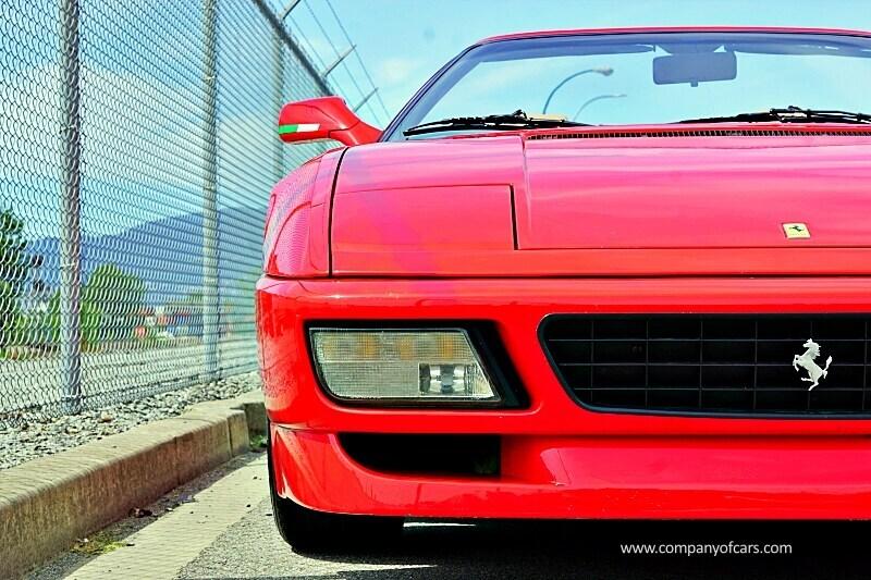 1994 Ferrari 348 full