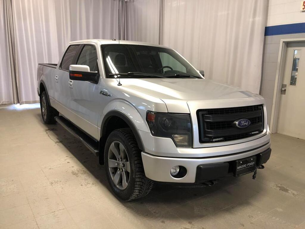 2013 Ford F-150 FX4  CUIRE GPS TOIT OUVRANT