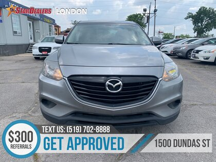 pre-owned CX-9