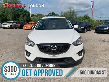 pre-owned CX-5