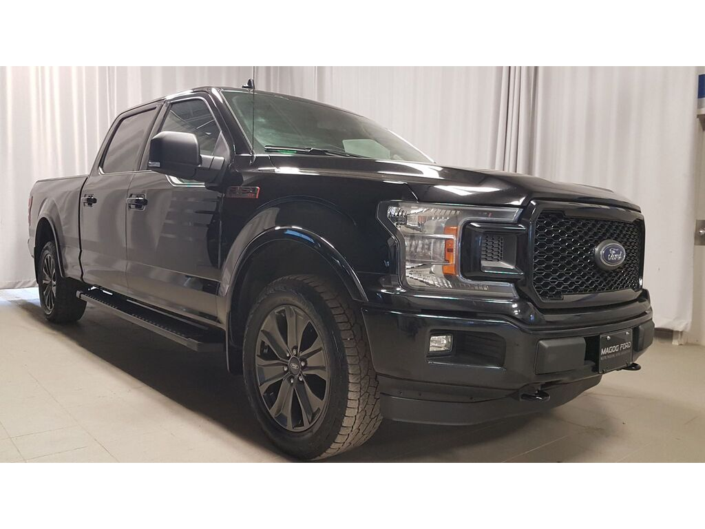 2018 Ford F-150 XLT SPECILAL 302A