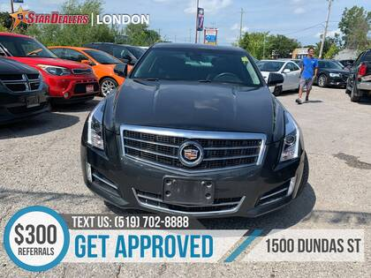 pre-owned ATS