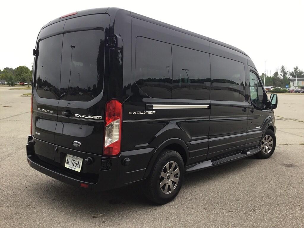 2017 Ford Transit Passenger Wagon LUXURY EXPLORER VAN
