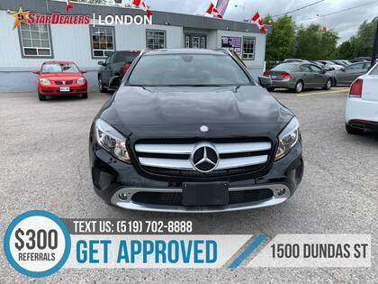 pre-owned GLA-Class