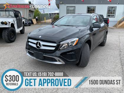 used Mercedes-Benz GLA-Class