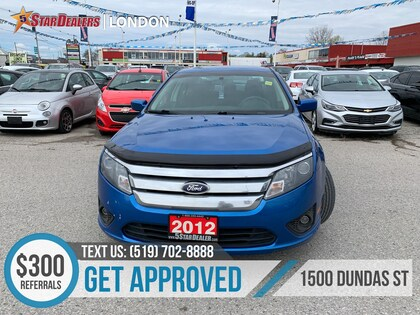 pre-owned Fusion