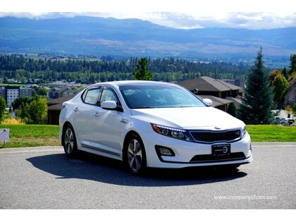 2015 Kia Optima Hybrid full