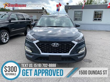 pre-owned Tucson