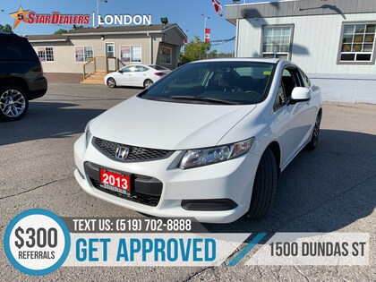 used Honda Civic Coupe