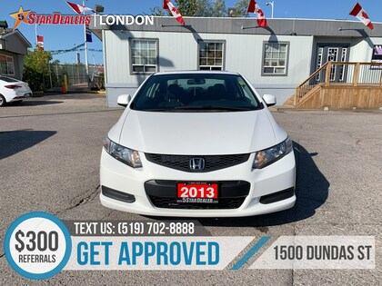pre-owned Civic Coupe