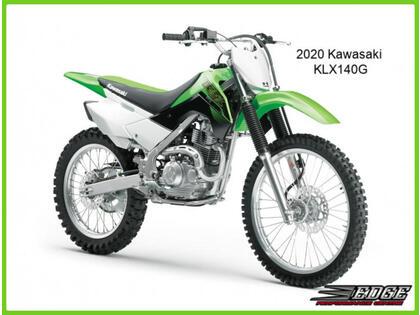 2020 Kawasaki Klx140g