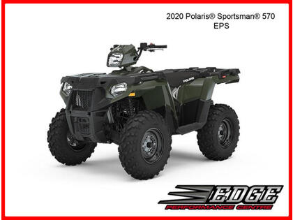 2020 Polaris Sportsman 570 Eps