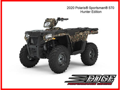 2020 Polaris Sportsman 570 Hunter Edition