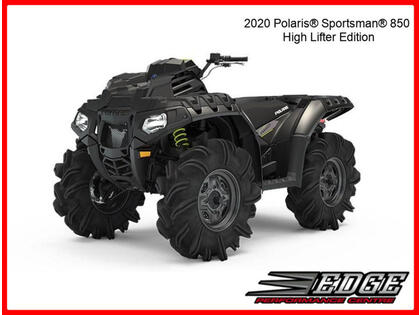 2020 Polaris Sportsman 850 High Lifter Edition