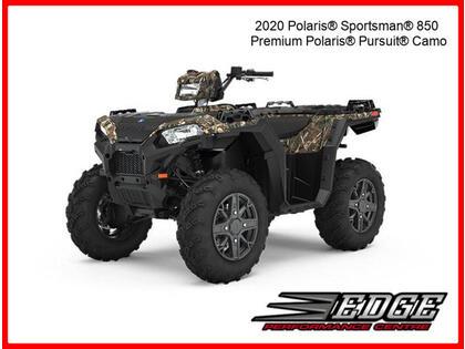 2020 Polaris Sportsman 850 Premium Polaris Pursuit Camo