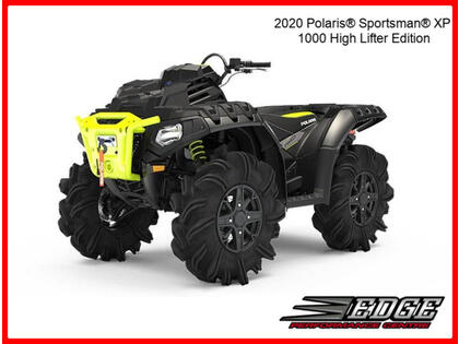 2020 Polaris® Sportsman® Xp 1000 High Lifter Edition