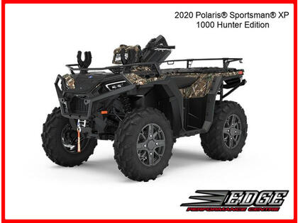 2020 Polaris Sportsman Xp 1000 Hunter Edition