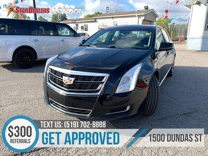 used Cadillac XTS