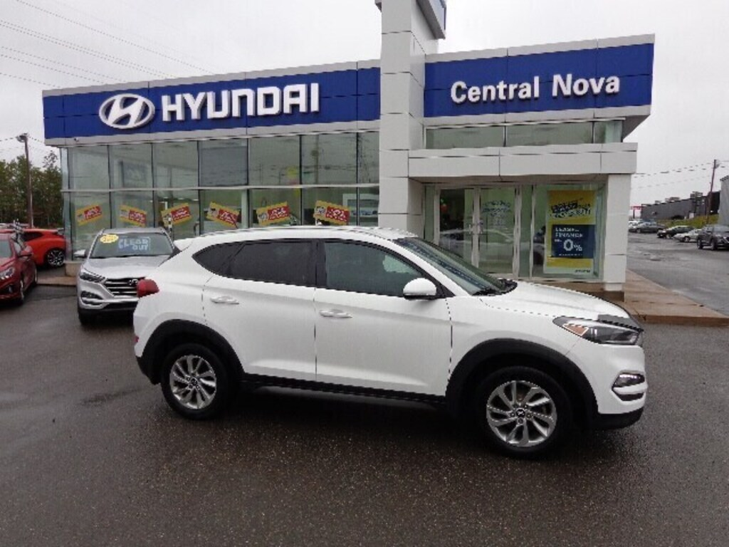2016 Hyundai Tucson Premium 2.0