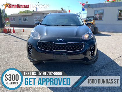 pre-owned Sportage