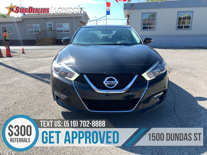 pre-owned Maxima