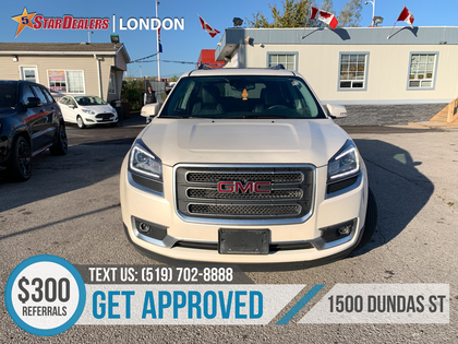 pre-owned Acadia