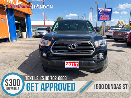 pre-owned Tacoma