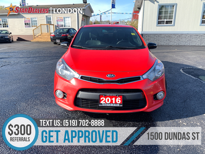pre-owned Forte Koup