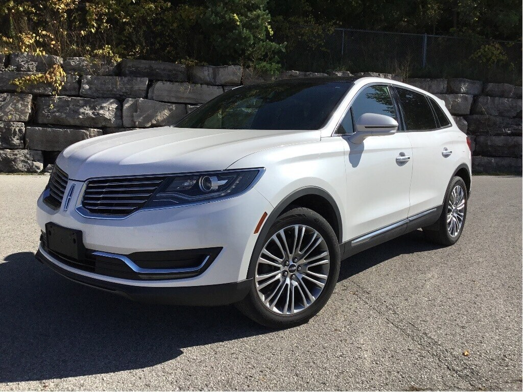 2016 Lincoln MKX Reserve   REDUCED