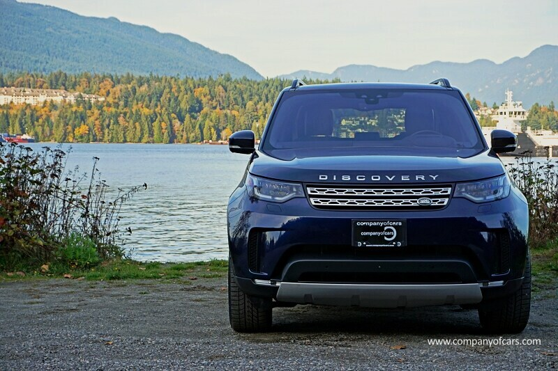 2018 Land Rover Discovery full